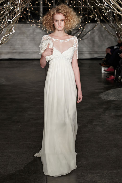 Genevieve gown from the 2014 Jenny Packham collection, as seen on dressfinder.ca