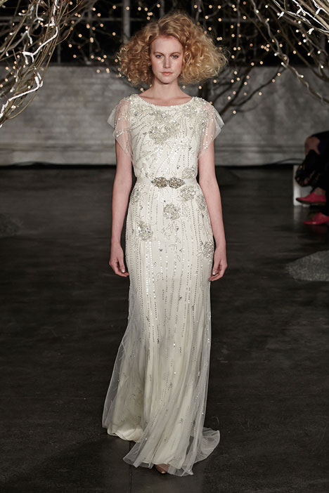 Rose gown from the 2014 Jenny Packham collection, as seen on dressfinder.ca