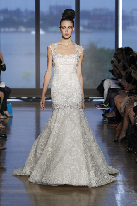 Elene gown from the 2014 Ines Di Santo collection, as seen on dressfinder.ca