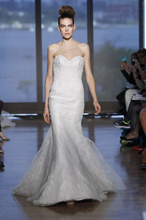 Galia gown from the 2014 Ines Di Santo collection, as seen on dressfinder.ca