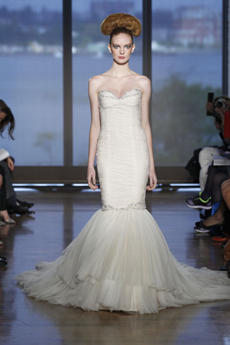 Theia gown from the 2014 Ines Di Santo collection, as seen on dressfinder.ca