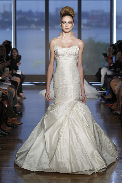 Zena gown from the 2014 Ines Di Santo collection, as seen on dressfinder.ca