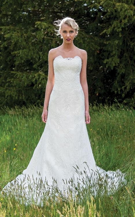Jocelyn Wedding dress by Augusta Jones