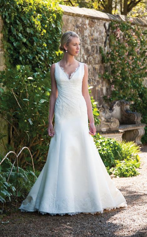 Natalie Wedding                                          dress by Augusta Jones