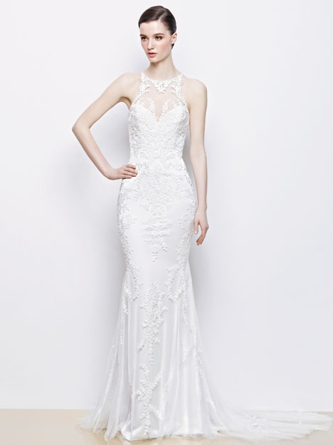 Isla gown from the 2014 Enzoani collection, as seen on dressfinder.ca
