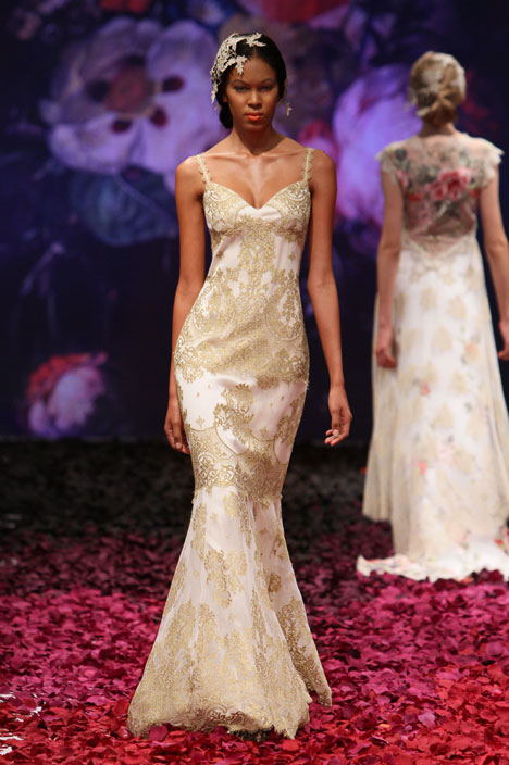 Alchemy gown from the 2014 Claire Pettibone: Romantique collection, as seen on dressfinder.ca