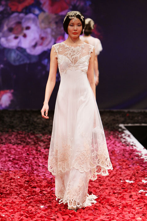 Sonata gown from the 2014 Claire Pettibone: Romantique collection, as seen on dressfinder.ca