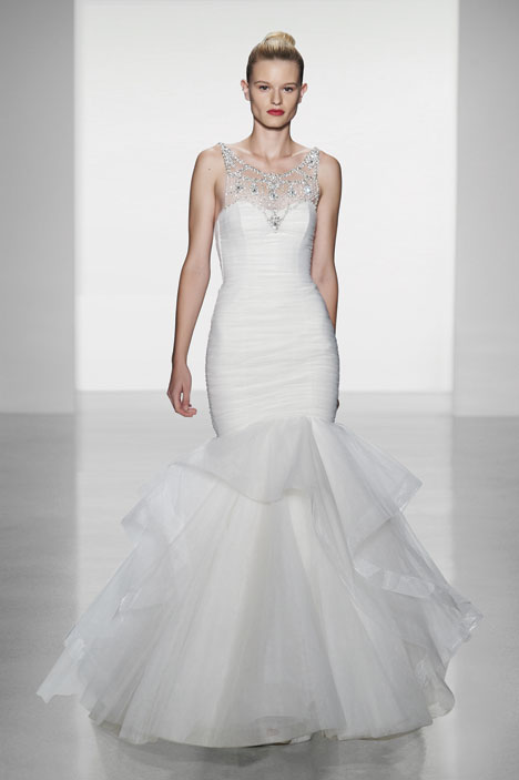 Sloane gown from the 2014 Amsale collection, as seen on dressfinder.ca