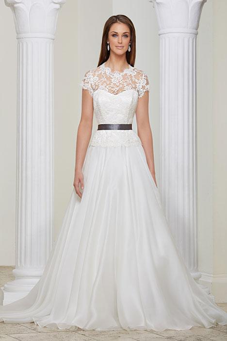 Adoration Wedding                                          dress by Caroline Castigliano