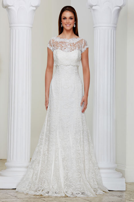 Madison Wedding                                          dress by Caroline Castigliano