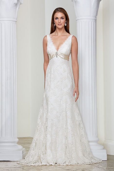 Shanghi gown from the 2014 Caroline Castigliano collection, as seen on dressfinder.ca