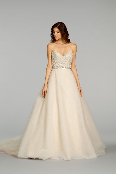 9401 Wedding                                          dress by Alvina Valenta
