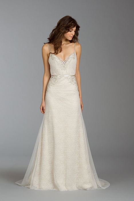 9409 Wedding                                          dress by Alvina Valenta