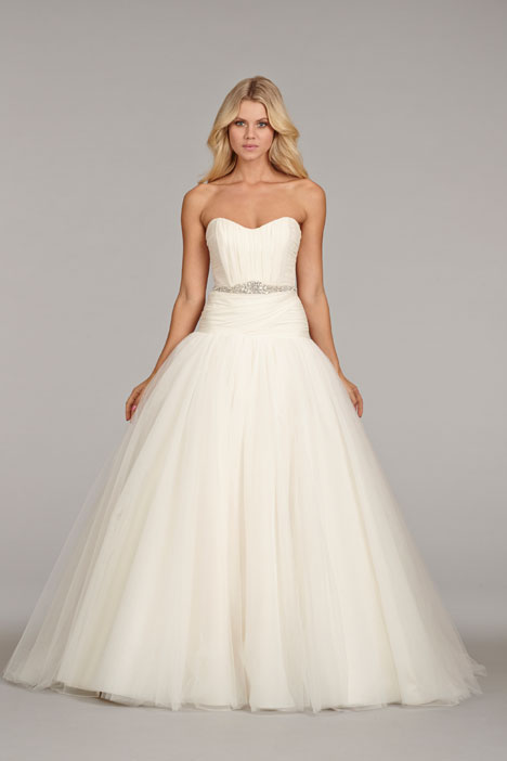 Locklyn (6407) gown from the 2014 Hayley Paige collection, as seen on dressfinder.ca