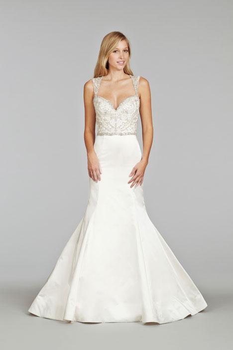 8404 Wedding                                          dress by Jim Hjelm