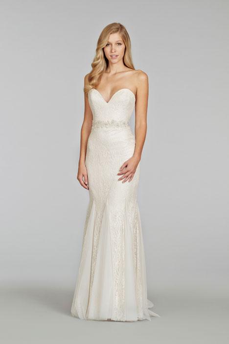8410 Wedding                                          dress by Jim Hjelm