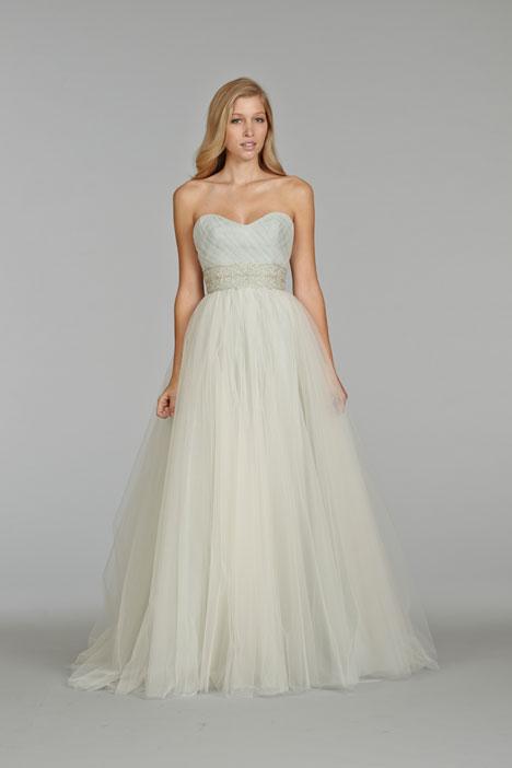 8415 Wedding                                          dress by Jim Hjelm