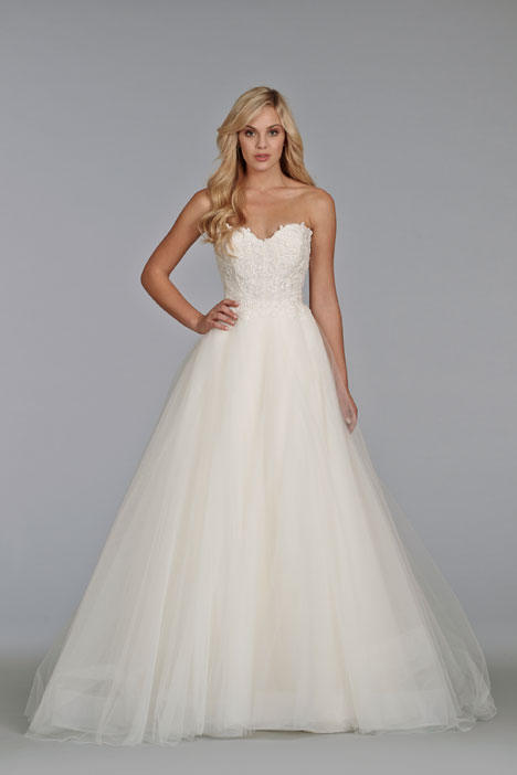 2401 gown from the 2014 Tara Keely collection, as seen on dressfinder.ca