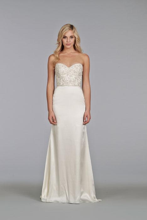 2402 Wedding                                          dress by Tara Keely