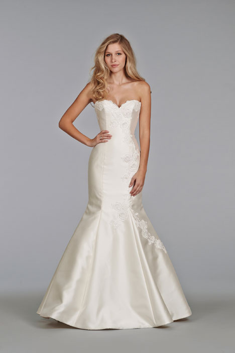 2405 gown from the 2014 Tara Keely collection, as seen on dressfinder.ca