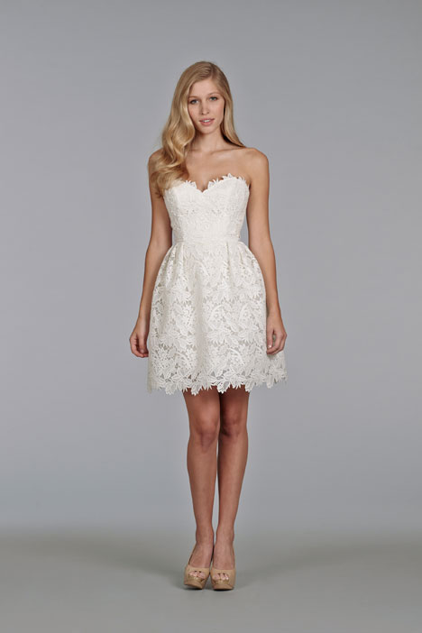Style 2406 gown from the 2014 Tara Keely by Lazaro collection, as seen on dressfinder.ca
