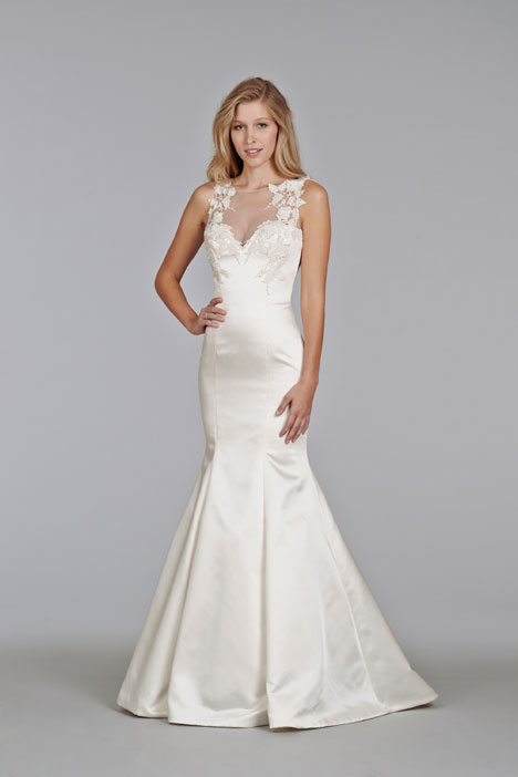 2408 gown from the 2014 Tara Keely collection, as seen on dressfinder.ca