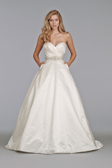 2412 gown from the 2014 Tara Keely collection, as seen on dressfinder.ca
