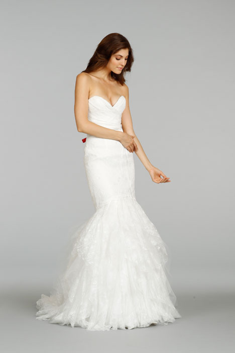7400 gown from the 2014 Ti Adora by Allison Webb collection, as seen on dressfinder.ca