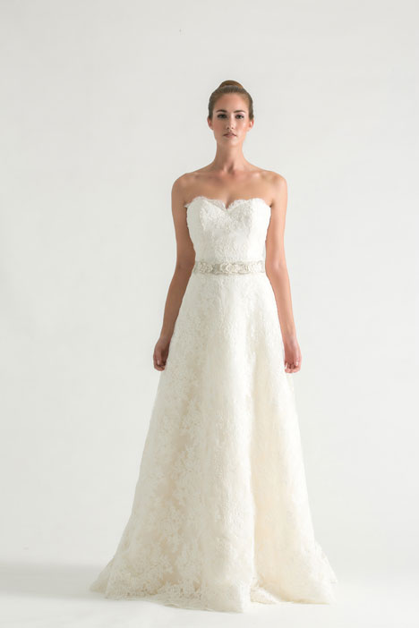 Amelie Wedding                                          dress by Sareh Nouri