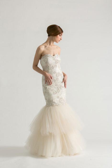 Delphine Wedding                                          dress by Sareh Nouri