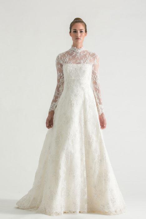 Queen Elizabeth Wedding                                          dress by Sareh Nouri