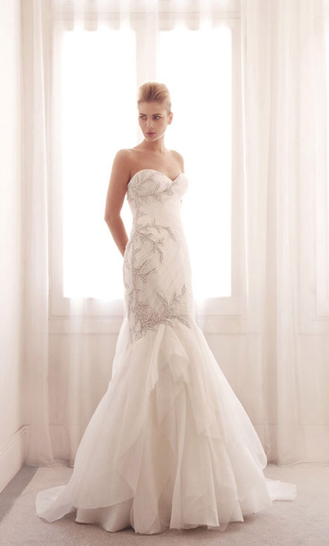 3726 Wedding dress by Gemy Maalouf