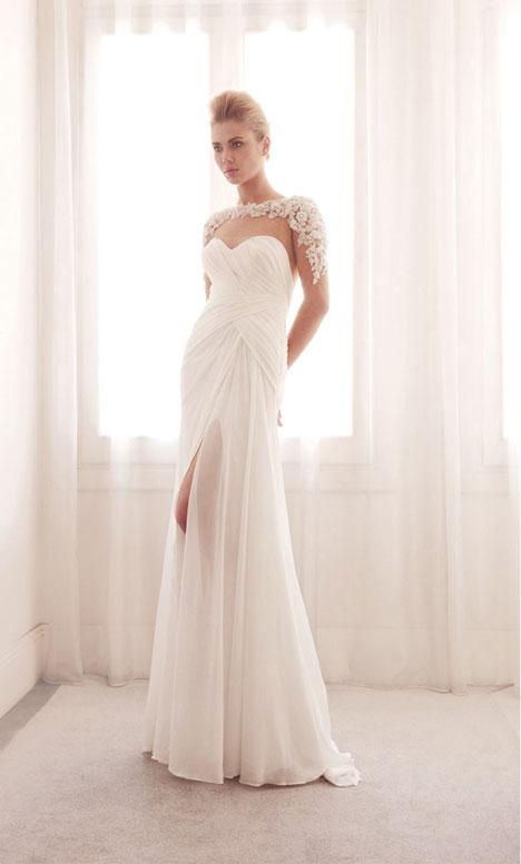 3727 Wedding dress by Gemy Maalouf