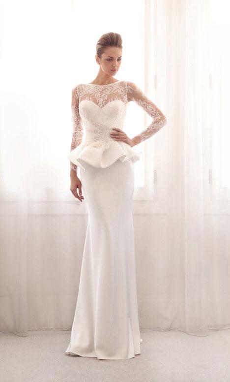 3733 Wedding dress by Gemy Maalouf