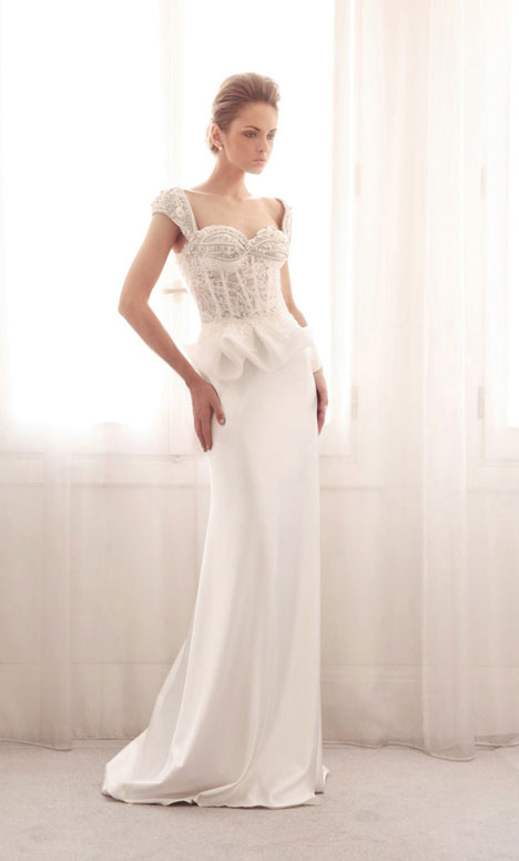 3740 gown from the 2014 Gemy Maalouf collection, as seen on dressfinder.ca