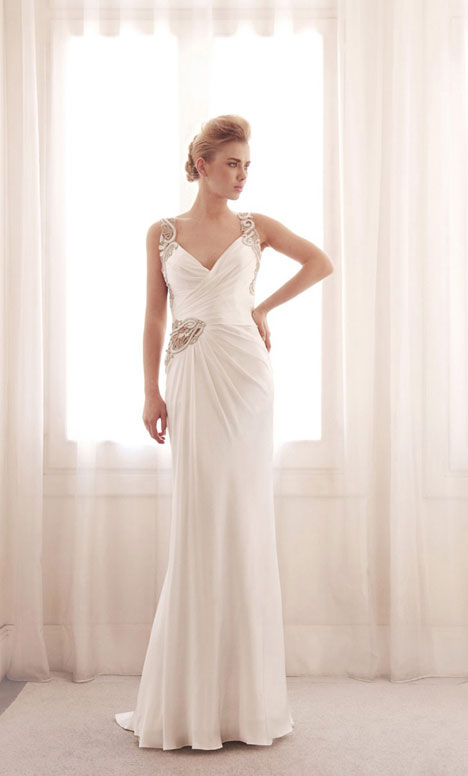 3748 gown from the 2014 Gemy Maalouf collection, as seen on dressfinder.ca