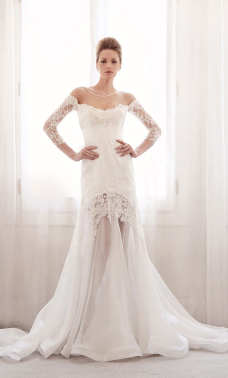 3754 gown from the 2014 Gemy Maalouf collection, as seen on dressfinder.ca