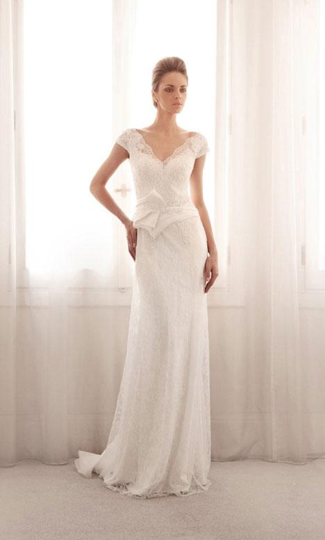 3757 Wedding                                          dress by Gemy Maalouf