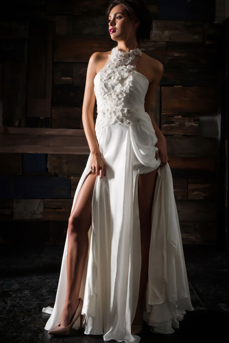 L'Amoureux gown from the 2014 Carol Hannah collection, as seen on dressfinder.ca