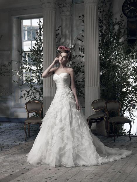 Dolcissimo Wedding                                          dress by Ian Stuart
