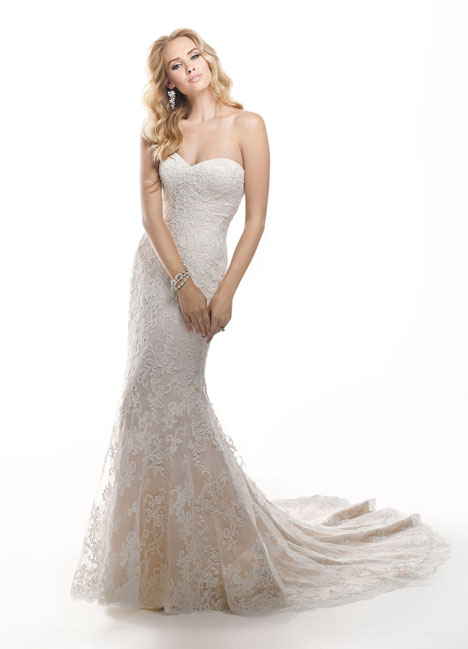 Chesney gown from the 2014 Maggie Sottero collection, as seen on dressfinder.ca