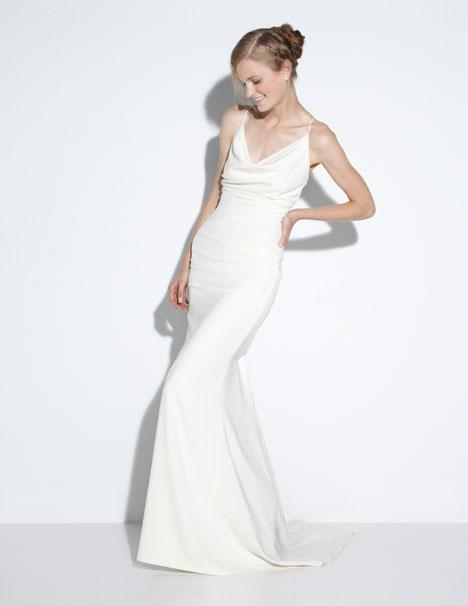 Tara Wedding                                          dress by Nicole Miller