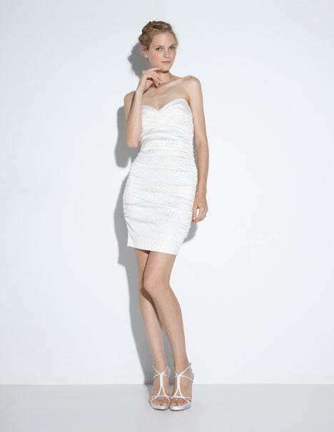 Mila Wedding                                          dress by Nicole Miller