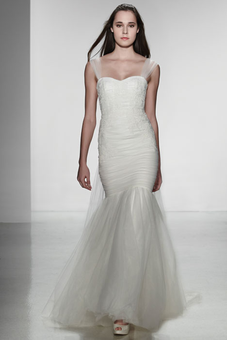 Adele Wedding dress by Christos