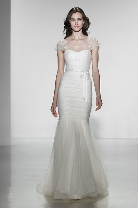 Annette gown from the 2014 Christos collection, as seen on dressfinder.ca