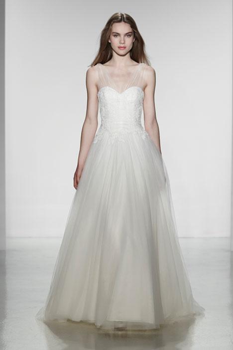 Lavinia Wedding                                          dress by Christos