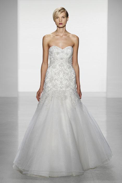 Cassandra Wedding                                          dress by Kenneth Pool