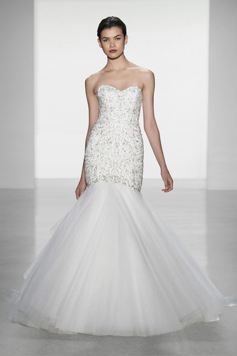 Simone gown from the 2014 Kenneth Pool collection, as seen on dressfinder.ca