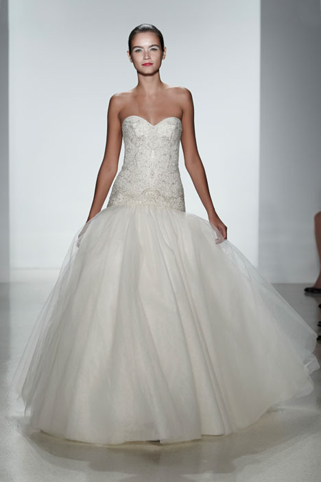 Gloria gown from the 2014 Kenneth Pool collection, as seen on dressfinder.ca