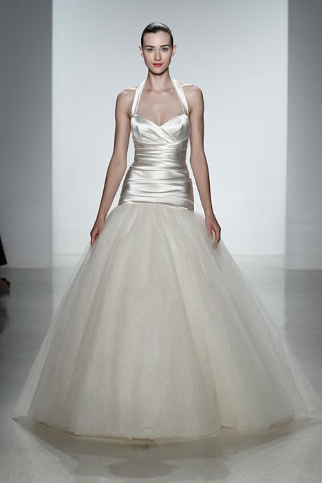 Jemma Wedding dress by Kenneth Pool